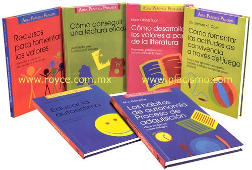 Aula Práctica Primaria 6 Vols