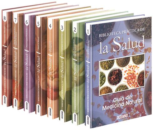 Biblioteca Práctica de la Salud 8 Vols