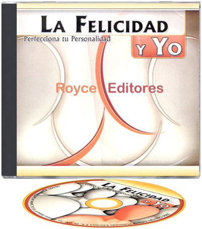 La Felicidad y Yo con CD Audio